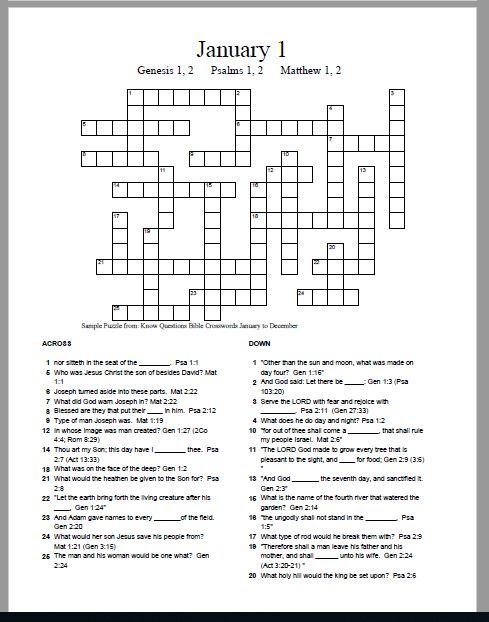 Download Crossword Clue New Testament Book After John