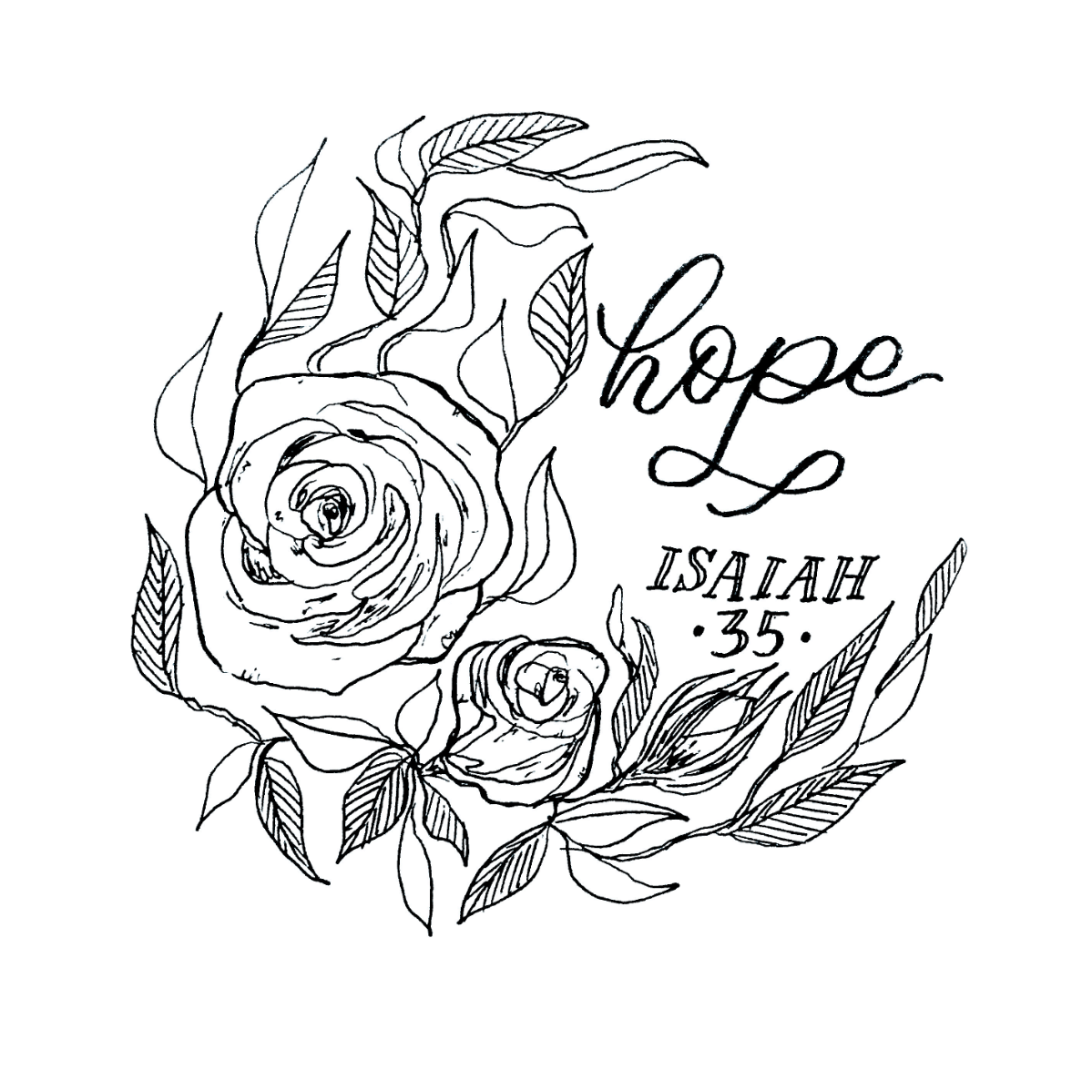 Hope – A Study of Isaiah 35